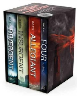 The Divergent Series: Divergent + Insurgent + Allegiant + Four