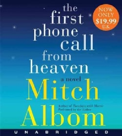 The First Phone Call from Heaven: A Novel (CD-Audio)