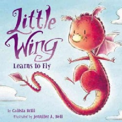 Little Wing Learns to Fly (Hardcover)