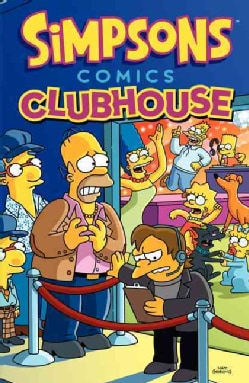 Simpsons Comics Clubhouse (Paperback)