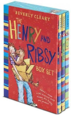 The Henry and Ribsy Box Set: Henry Huggins, Henry and Ribsy, Ribsy (Paperback)