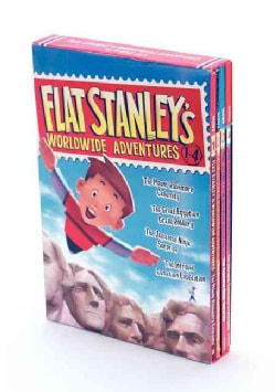 Flat Stanley's Worldwide Adventures (Paperback)