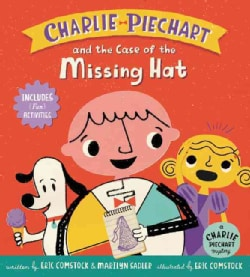 Charlie Piechart and the Case of the Missing Hat (Hardcover)