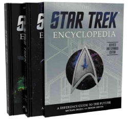 The Star Trek Encyclopedia: A Reference Guide for the Future (Hardcover)