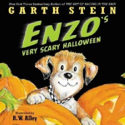 Enzo's Very Scary Halloween (Hardcover)