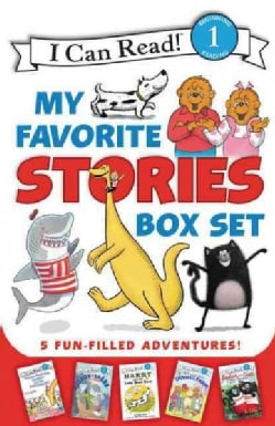 My Favorite Stories: Happy Birthday, Danny and the Dinosaur / Clark the Shark: Tooth Trouble / Harry and the Lady... (Paperback)