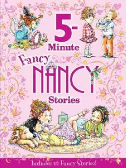 5-minute Fancy Nancy Stories (Hardcover)