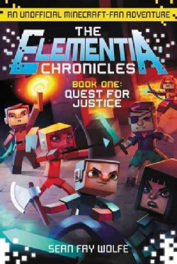 Quest for Justice: An Unofficial Minecraft-fan Adventure (Paperback)