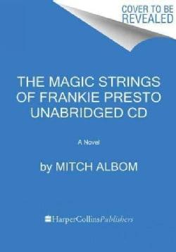 The Magic Strings of Frankie Presto (CD-Audio)