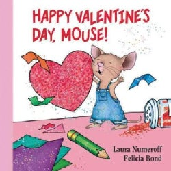 Happy Valentine's Day, Mouse!: Lap Edition (Board book)