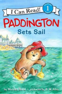 Paddington Sets Sail (Paperback)
