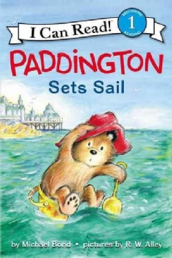 Paddington Sets Sail (Hardcover)