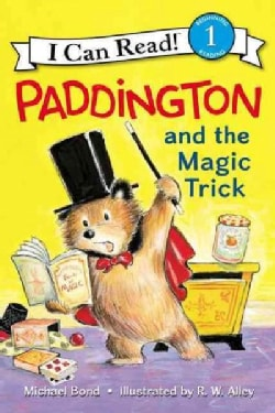 Paddington and the Magic Trick (Hardcover)
