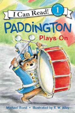 Paddington Plays On (Paperback)