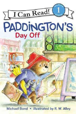 Paddington's Day Off (Paperback)
