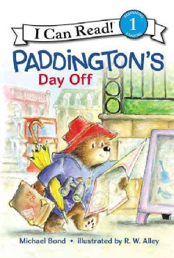 Paddington's Day Off (Hardcover)