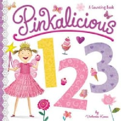 Pinkalicious 123: A Counting Book (Board book)