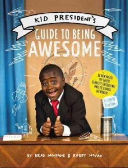 Kid President's Guide to Being Awesome (Paperback)