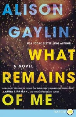 What Remains of Me (Paperback)