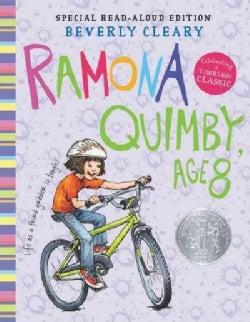 Ramona Quimby, Age 8 (Hardcover)