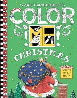 Mary Engelbreit's Color Me Christmas Coloring Book (Paperback)