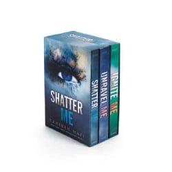 Shatter Me / Unravel Me / Ignite Me (Paperback)