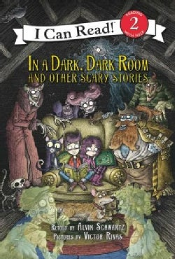 In a Dark, Dark Room and Other Scary Stories (Hardcover)