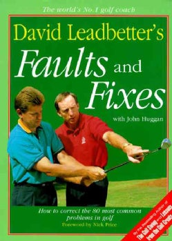 David Leadbetter's Faults and Fixes (Paperback)