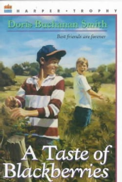 A Taste of Blackberries (Paperback)