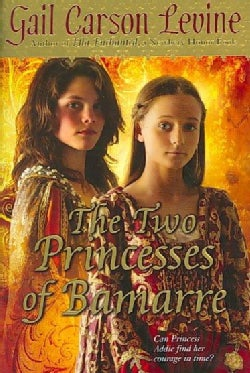 The Two Princesses of Bamarre (Paperback)