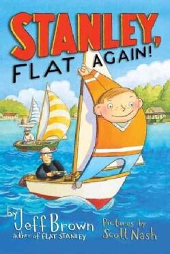Stanley, Flat Again! (Paperback)