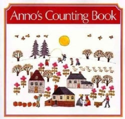 Anno's Counting Book (Paperback)