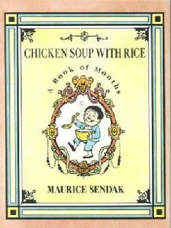 Chicken Soup With Rice: A Book of Months (Paperback)