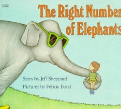 The Right Number of Elephants (Paperback)