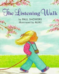 The Listening Walk (Paperback)
