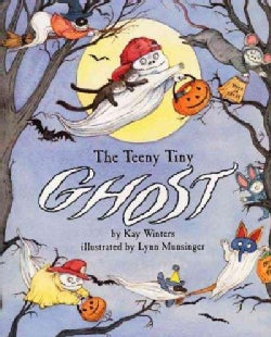 The Teeny Tiny Ghost (Paperback)