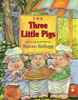 The Three Little Pigs (Paperback)