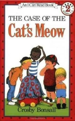 Case of the Cats Meow (Paperback)