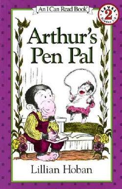 Arthur's Pen Pal (Paperback)