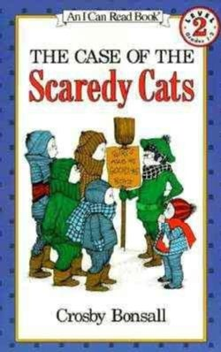 Case of the Scaredy Cats (Paperback)