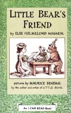 Little Bear's Friend (Paperback)