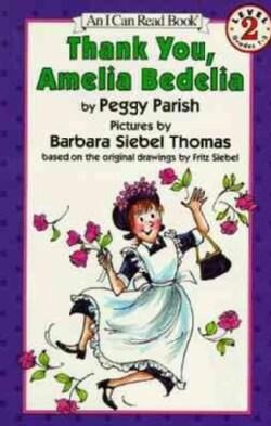 Thank You, Amelia Bedelia (Paperback)