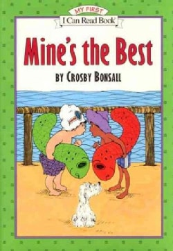 Mine's the Best (Paperback)