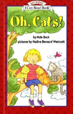 Oh, Cats! (Paperback)