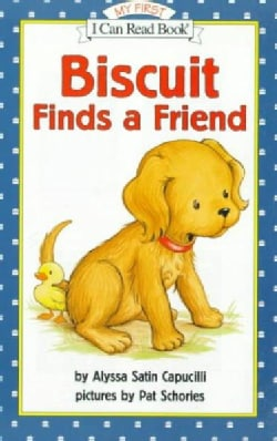 Biscuit Finds a Friend (Paperback)