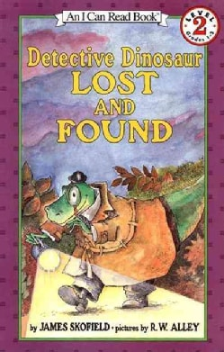 Detective Dinosaur Lost and Found (Paperback)