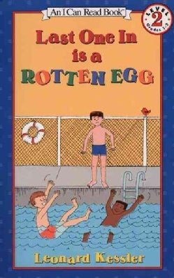 Last One in Is a Rotten Egg (Paperback)