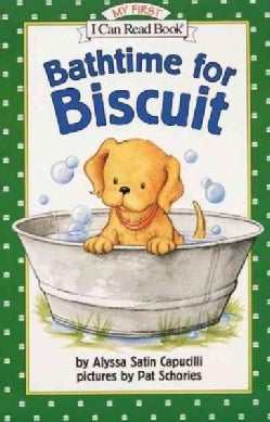 Bathtime for Biscuit (Paperback)
