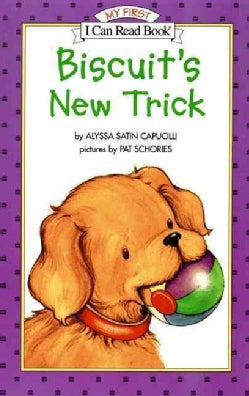 Biscuit's New Trick (Paperback)
