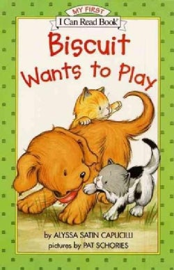 Biscuit Wants to Play (Paperback)